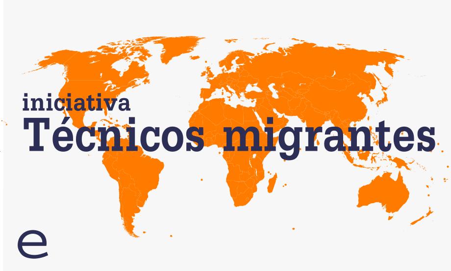 Ir a la presentación de Técnicos migrantes